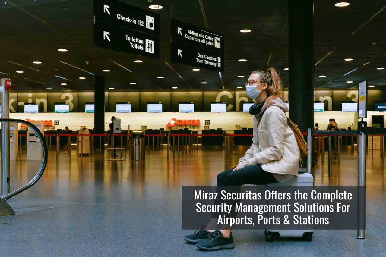 Best Security Company for Airport Security Management