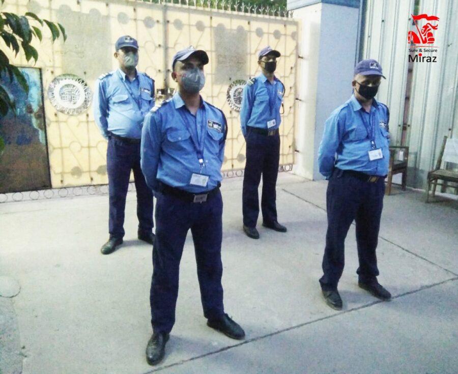 Best Security Guard Agency in Delhi