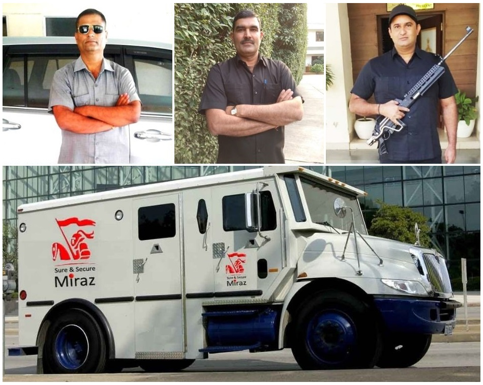 best security company in India