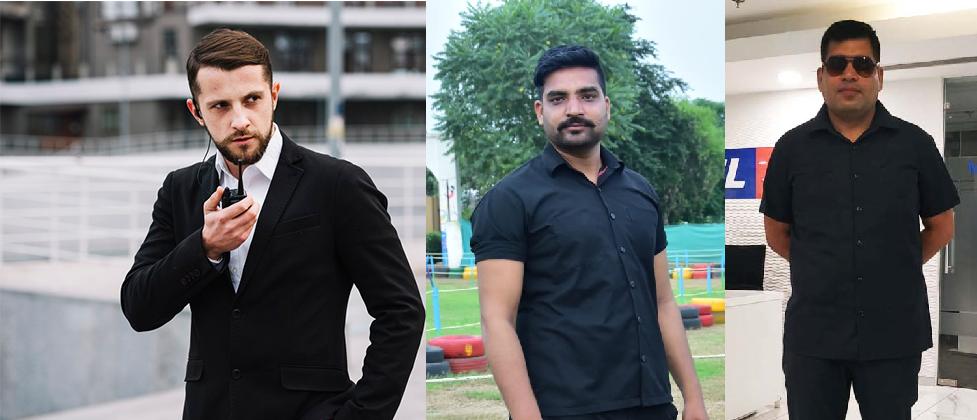 bodyguard services in Delhi